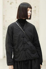 Seoul Solid Loose Fit Jacket