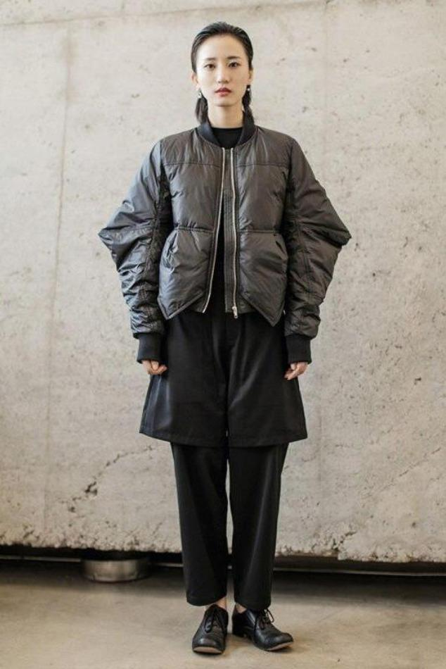 Seoul Solid Down Jacket