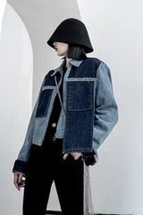 Seoul Stitch Denim Jacket