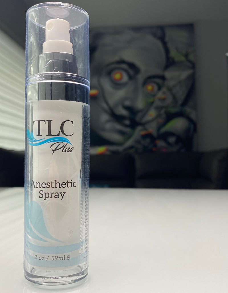 TLC Plus: Anesthetic Spray
