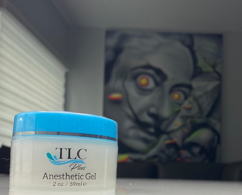 TLC Plus: Anesthetic Gel