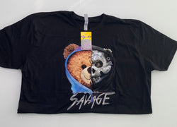 Swagg Savage Bear T-Shirt