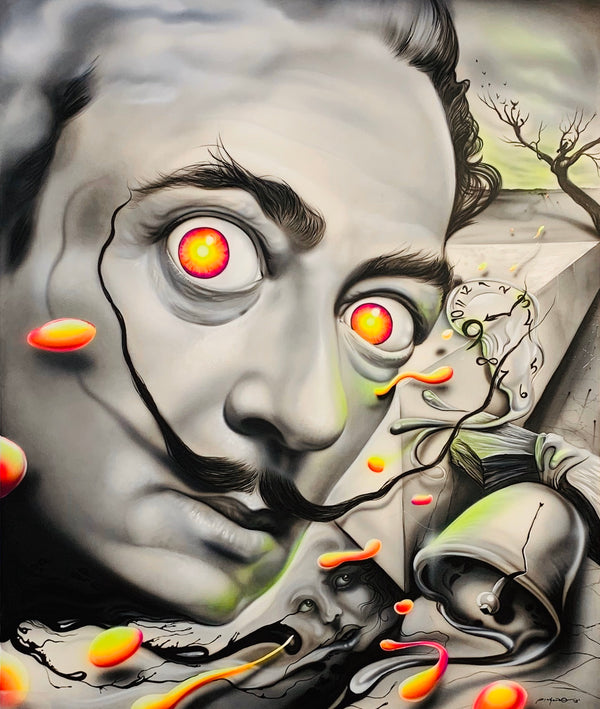 Dali (Acrylic On Canvas) 60x72