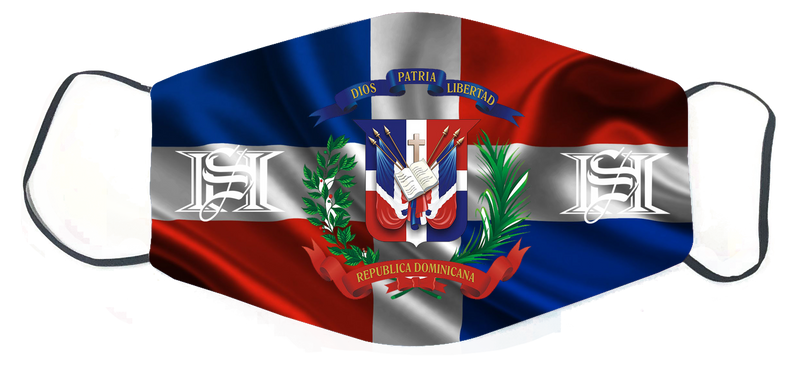 Dominican Republic MASK (FREE SHIPPING)