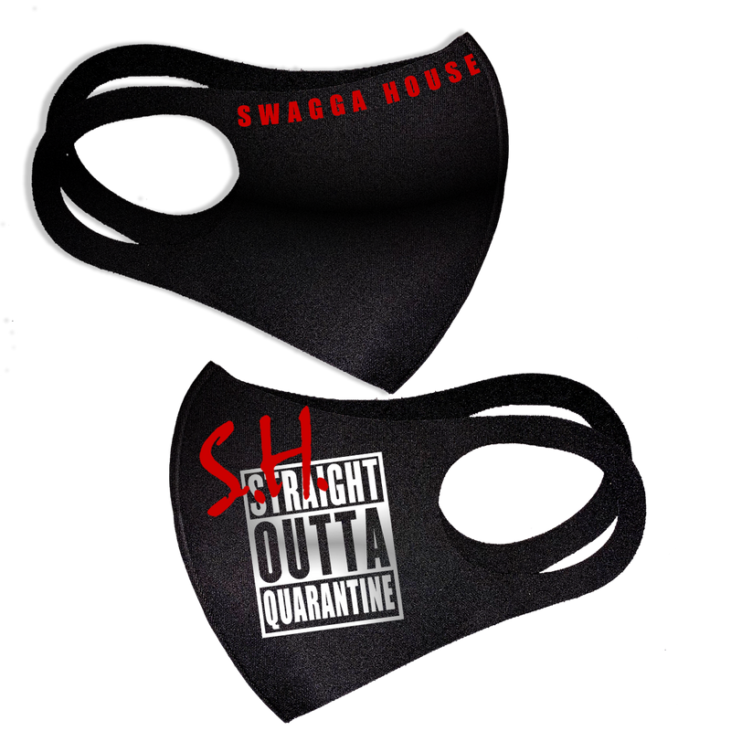 STRAIGHT OUTTA QUARANTINE (FREE SHIPPING)