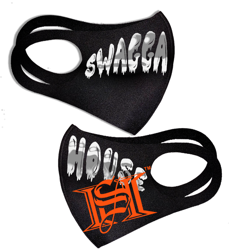 SWAGGA SLIME LOGO MASK (FREE SHIPPING) MULTIPLE COLORS AVAILABLE