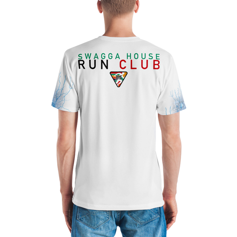 shrc lightning runner Athletic T-shirt (free shipping)