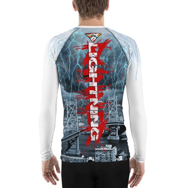 shrc lightning runner long sleeve