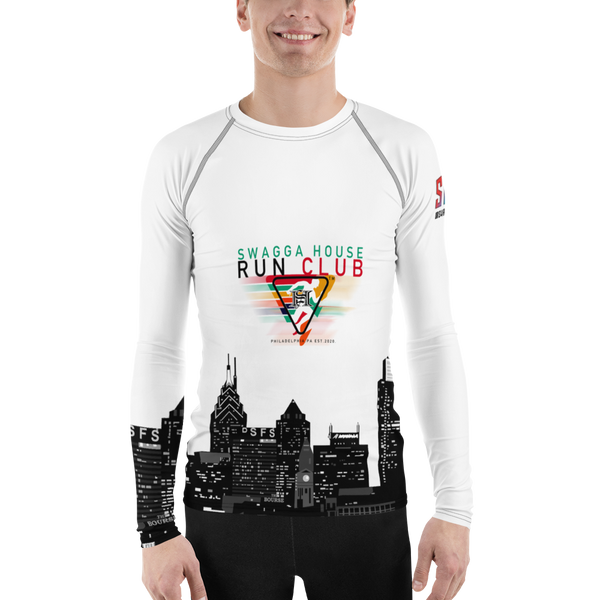 shrc skyline runner  long sleeve