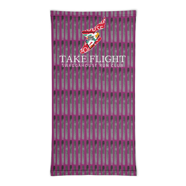 shrc  flight Neck Gaiter (purple)