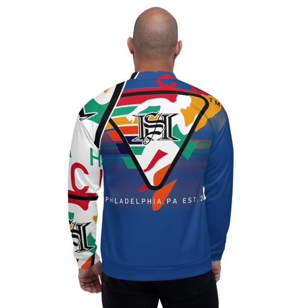 SHRC WORLD WIDE Jacket