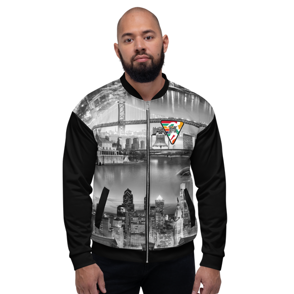 shrc I run the city 215  Jacket