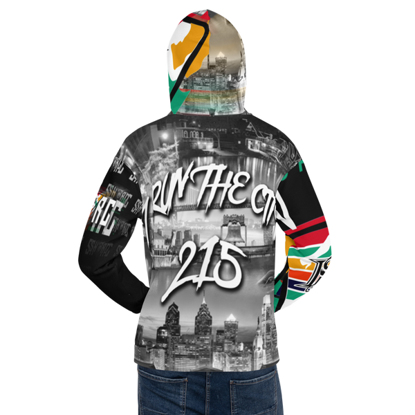 shrc I run the city 215  Hoodie