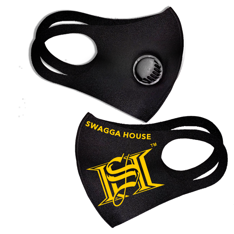 sh logo filter mask (free shipping) multiple colors available