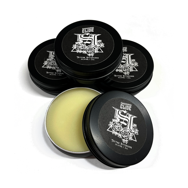 Swaggahouse Glide Tattoo Aftercare