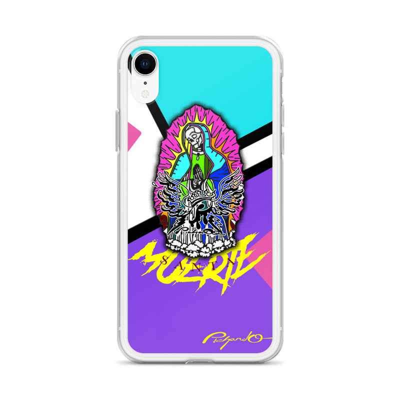 Santa Muerte iPhone Case