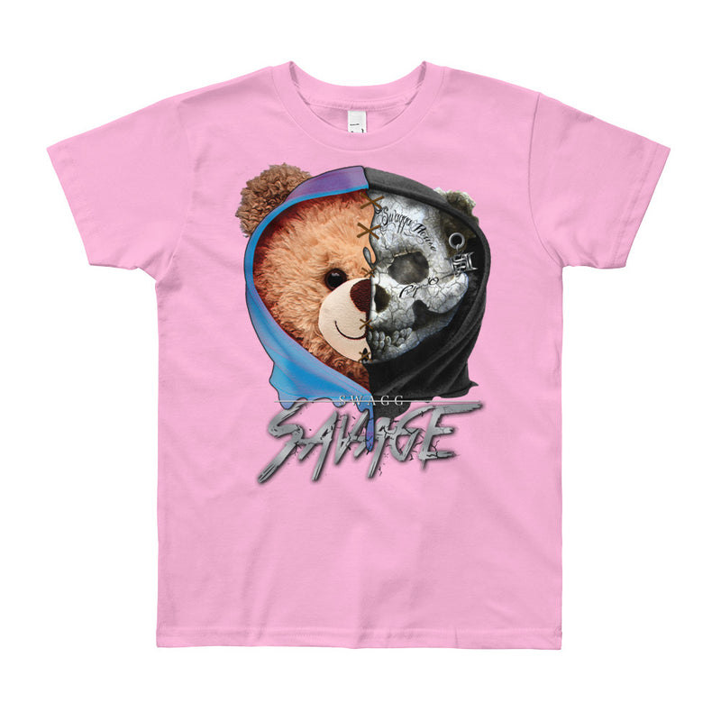 Youth Savage Teddy Shirt (More Colors Available)