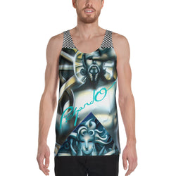 Zeus and Medusa Pichardo Tank Top