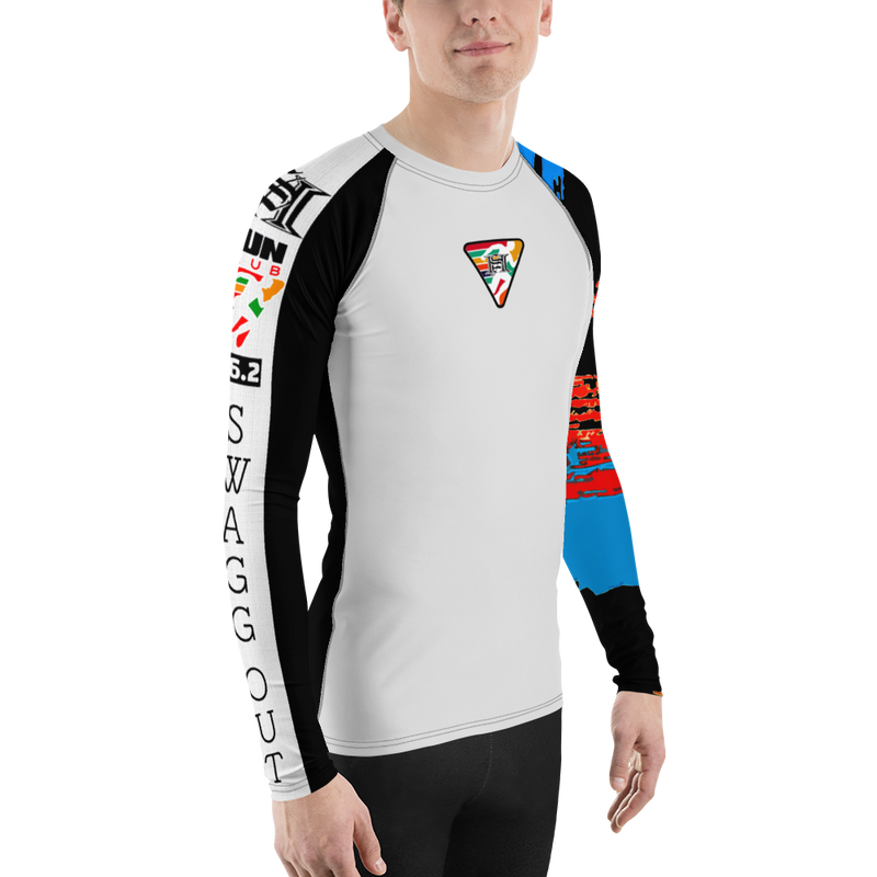 Men's Swagg out26.2 Long-sleeve top