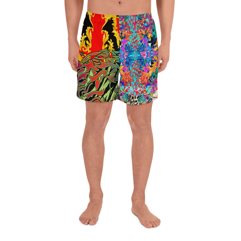 All-Over Print Men's Floral Mix (Men's)