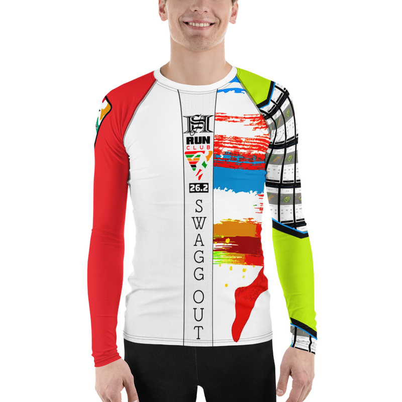 Men's keep running Long-sleeve top