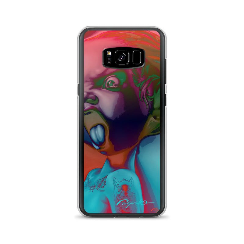 Baby Swagg Girl (Inverted Colors) Samsung Case