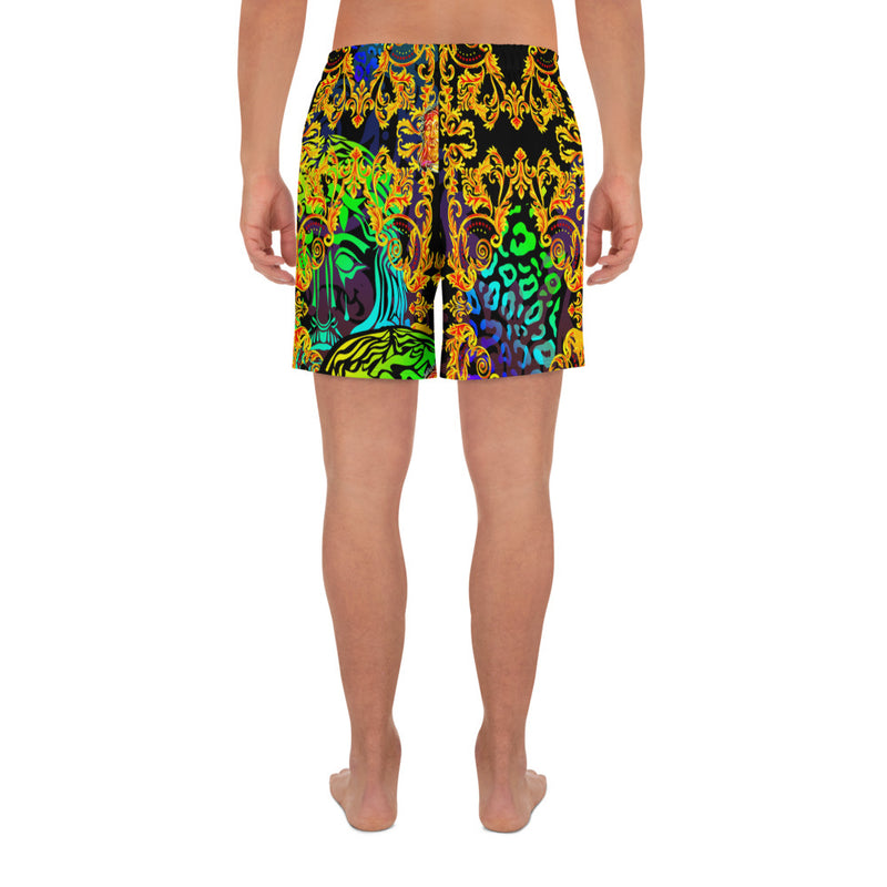 Verano Luxe Shorts Blue and Gold (Men's)