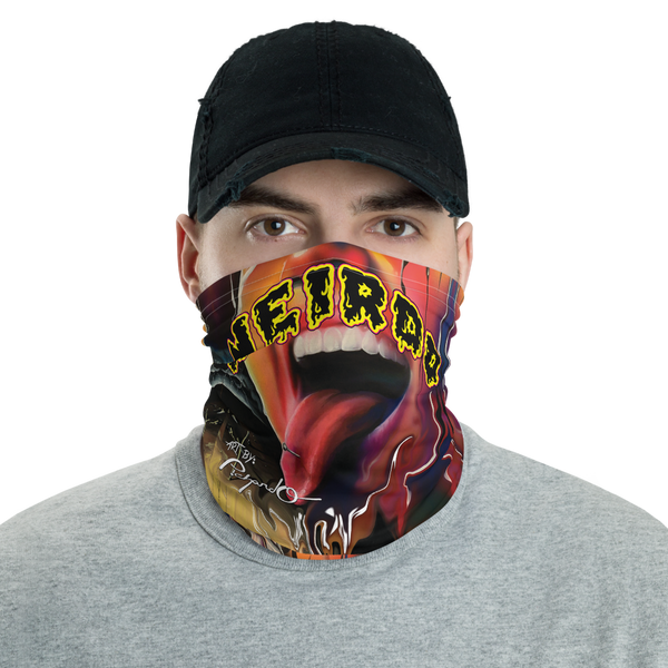 BOMBS AWAY face mask