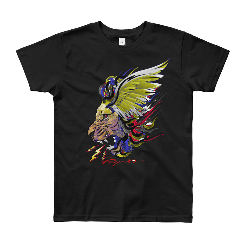 Youth Winged Beast Shirt (More Colors Available)