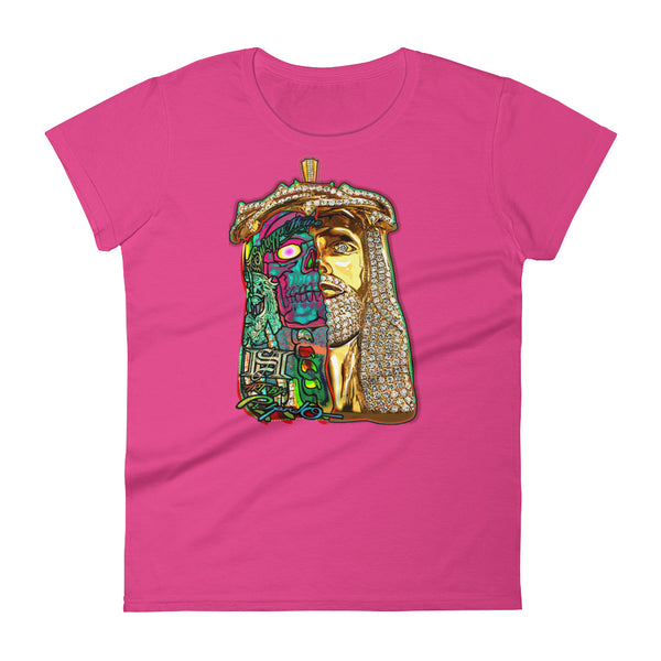 Women's Pichardo Shirt Jesus Piece (More Colors Available)