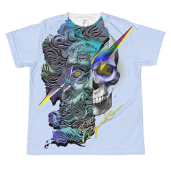 Youth Lightning God Full Print Shirt
