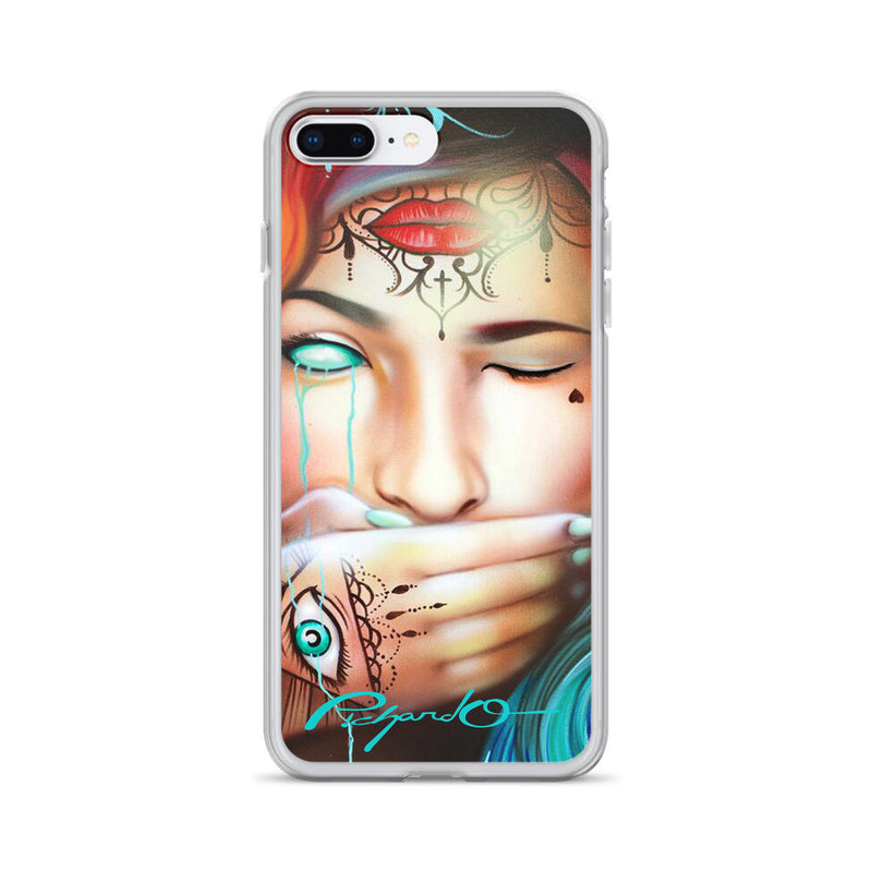 Speak No Evil iPhone Case