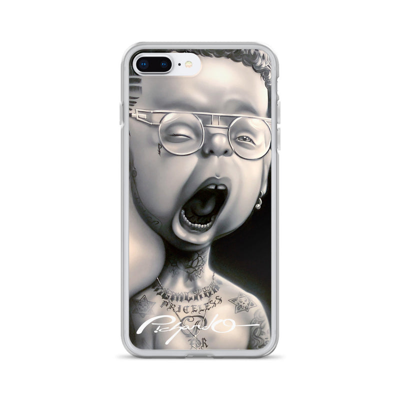 Baby Swagg Boy iPhone Case