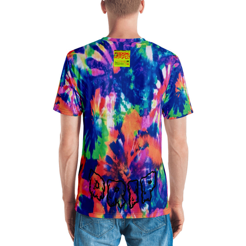 Men's Light Tie-Dye Tee Weirdo Shirt