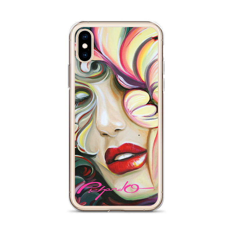 Purity Of The Mind iPhone Case