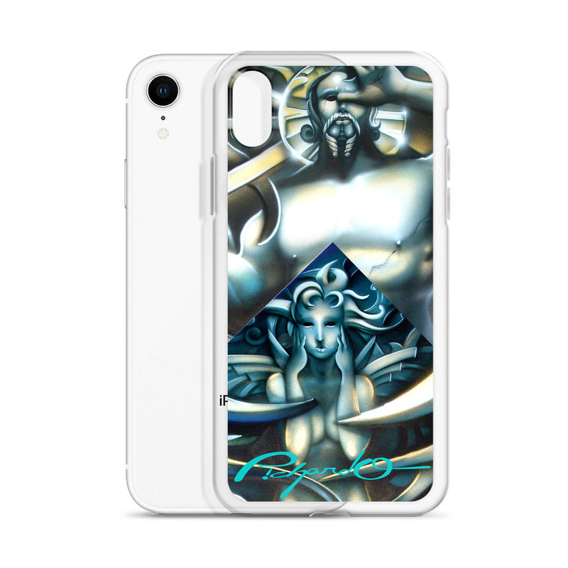 The Creator iPhone Case
