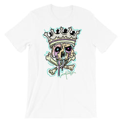 Skull King Dot Art Shirt (More Colors Available)