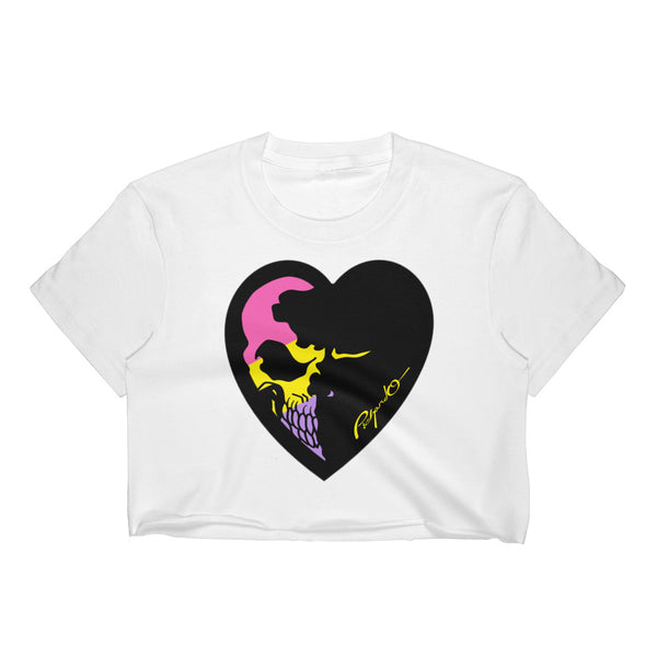 Pichardo Loveless Crop Top (More Colors Available)