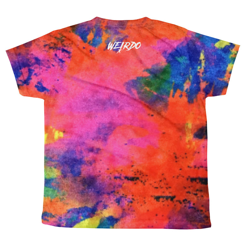 Youth Multi-Colored Weirdo Shirt