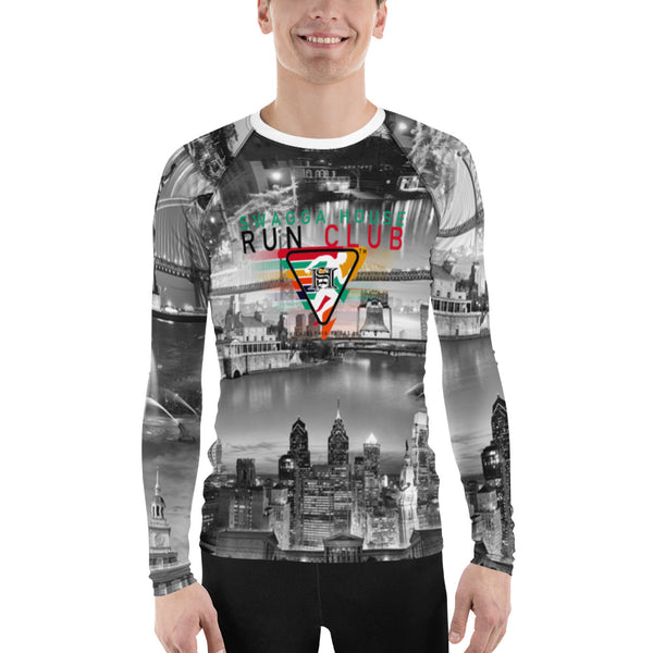 shrc run the I city 215  runner  long sleeve