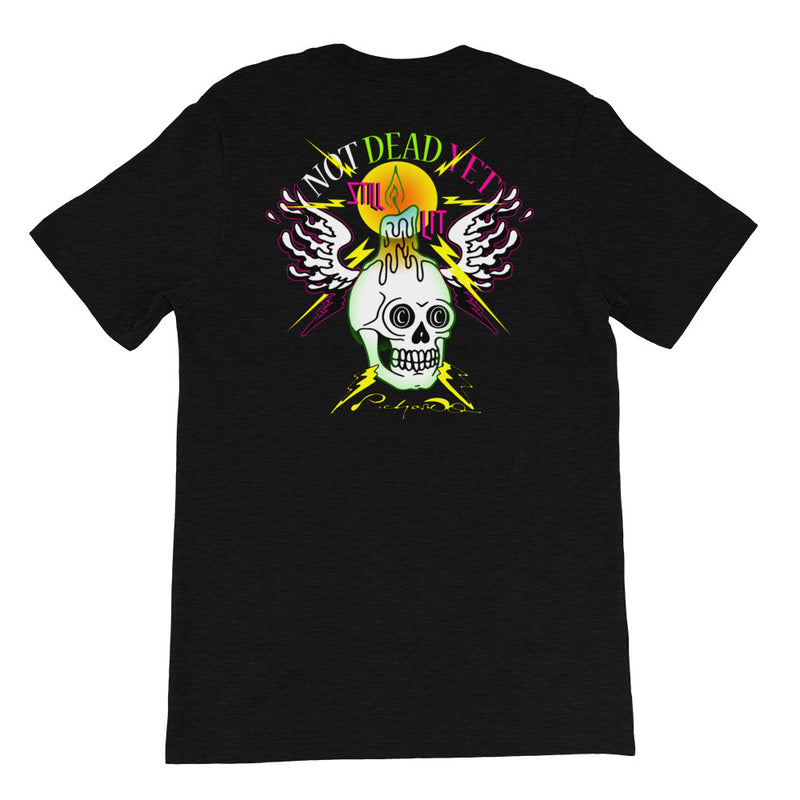 "Men's Pichardo Tee ""Not Dead Yet"""