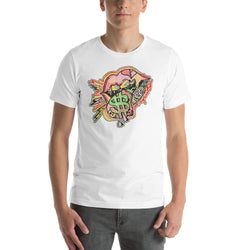 Money Where Your Mouth Is Dot Art Shirt (More Colors Available)