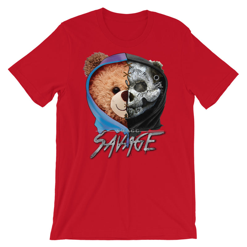 Men's Pichardo Shirt Swagg Savage Teddy (More Colors Available)