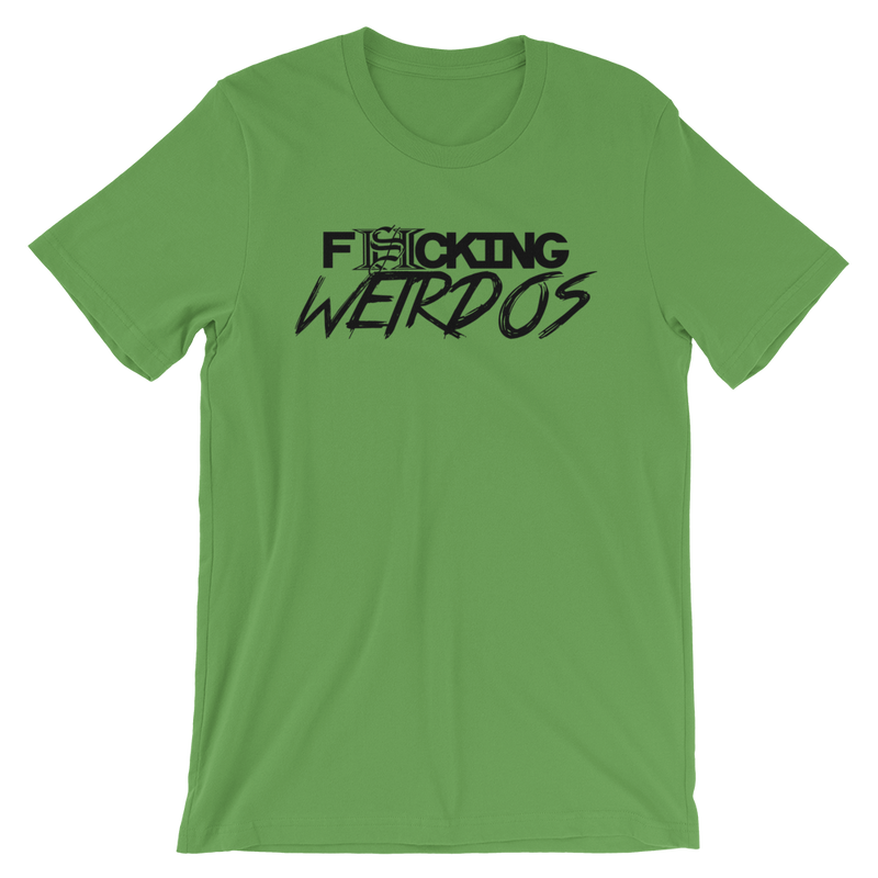 F*cking Weirdo Shirt (More Colors Available)