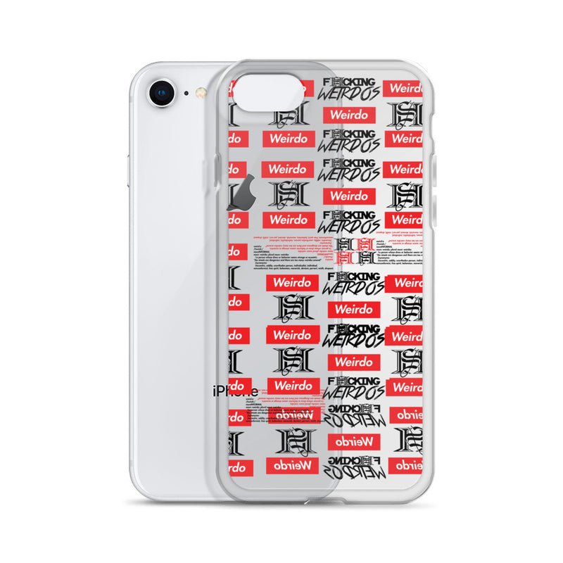 Weirdo iPhone Case