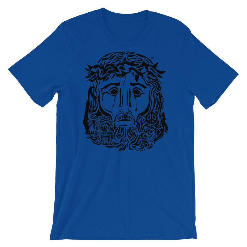 Custom Black Jesus Christ Pichardo T-Shirt