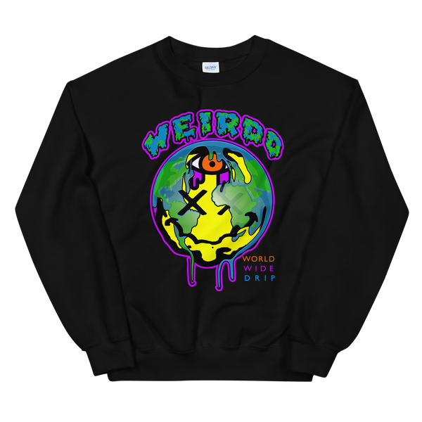 World Wide Drip Sweatshirt