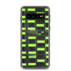 Weirdo Samsung Case