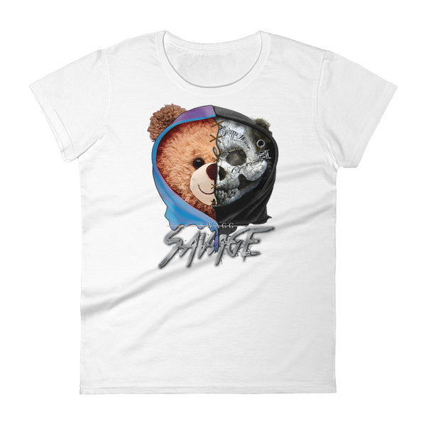 Women's Pichardo Shirt Swagg Savage Teddy (More Colors Available)