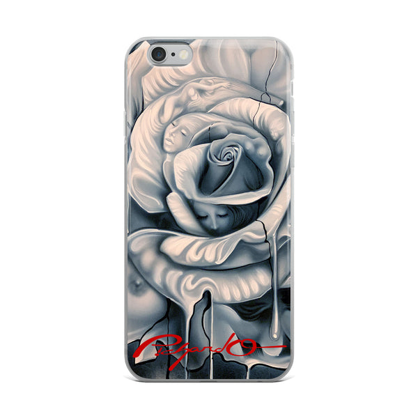 The Flower iPhone Case